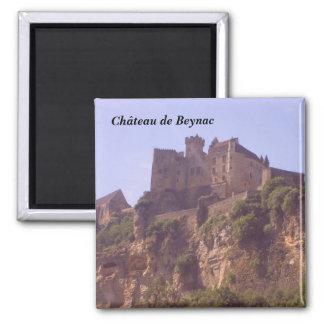 Ch�teau de Beynac - Imán Cuadrado