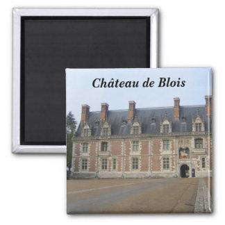 Ch�teau de Blois - Imán Cuadrado