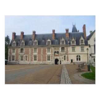 Ch�teau de Blois - Tarjeta Postal