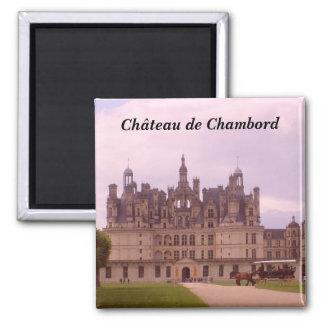 Ch�teau de Chambord - Magnet