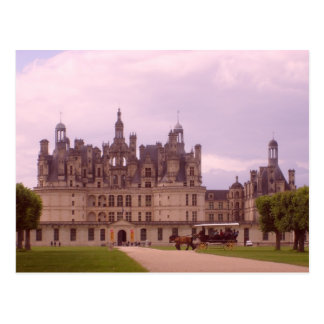 Ch�teau de Chambord - Postal