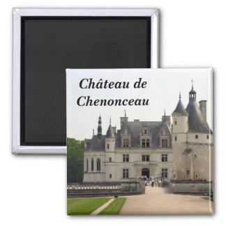 Ch�teau de Chenonceau - Imán Cuadrado