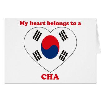 Cha Card