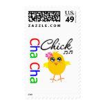 Cha Cha Chick Stamp