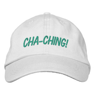 CHA-CHING! Adjustable Hat