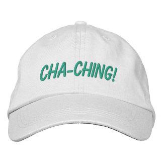 ¡CHA-CHING! Gorra ajustable Gorras De Beisbol Bordadas