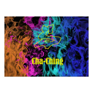 Cha Ching Poster