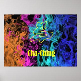 Cha Ching Poster