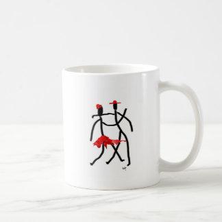 cha del cha taza de café