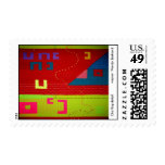 Cha Rug 2010 by Wendy Bert... Postage Stamps