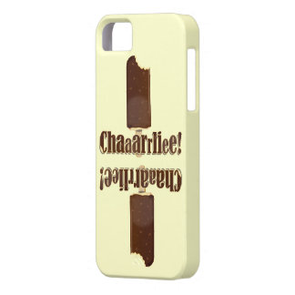 ¡Chaaarrliee! Funda Para iPhone SE/5/5s
