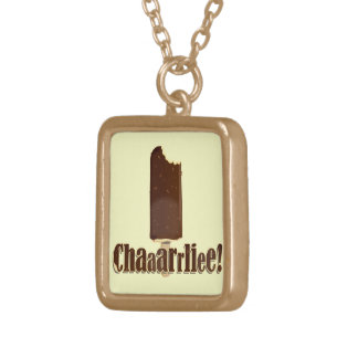 Chaaarrliee! Personalized Necklace