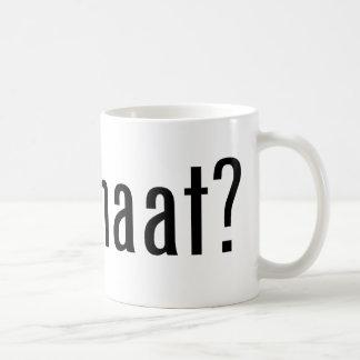 ¿chaat conseguido? taza de café