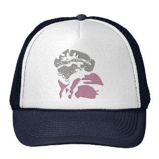 Chabad Mesh Hats