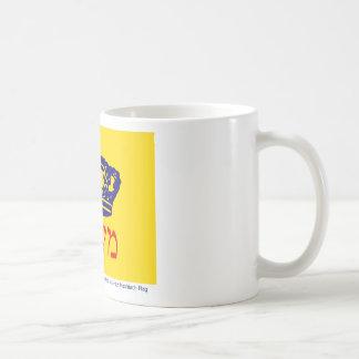 Chabad-Lubavitch Flag Mashiach Coffee Mug