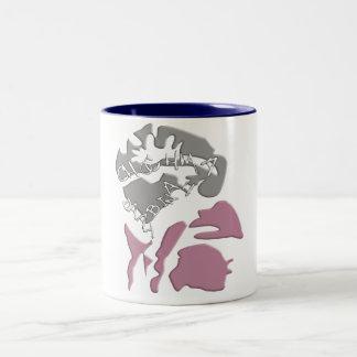 Chabad Two-Tone Coffee Mug