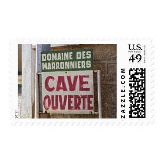 Chablis: Domaine des Marronniers, a well known Postage
