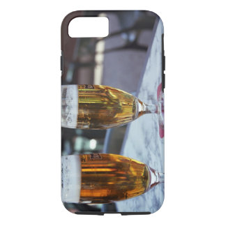 Chablis; two cool beers at 42 degrees hot summer iPhone 7 case