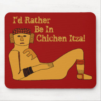 Chac-mool chacmool Laid Back Designs any Text Mouse Pad