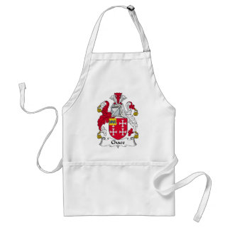 Chace Family Crest Apron