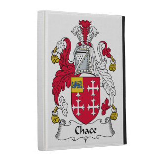 Chace Family Crest iPad Cases