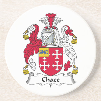 Chace Family Crest Coasters