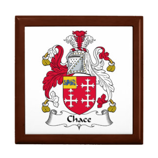 Chace Family Crest Gift Box