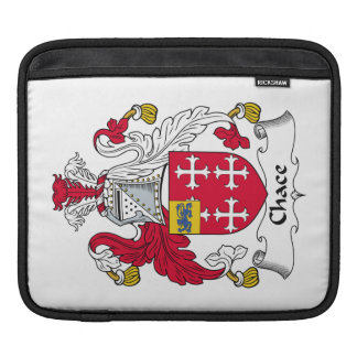Chace Family Crest Sleeves For iPads