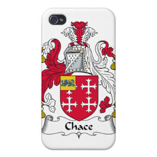 Chace Family Crest Case For iPhone 4