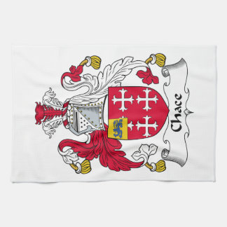 Chace Family Crest Hand Towels