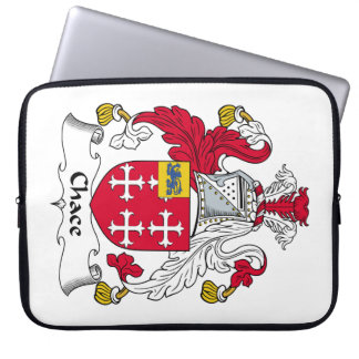 Chace Family Crest Laptop Sleeve