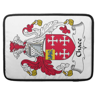 Chace Family Crest MacBook Pro Sleeve