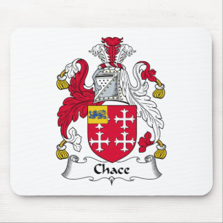 Chace Family Crest Mouse Mats