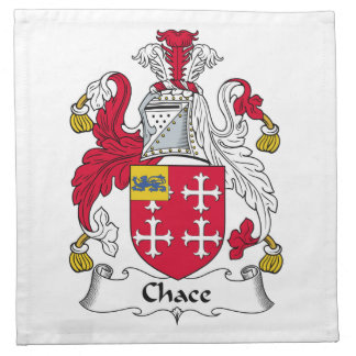 Chace Family Crest Napkin