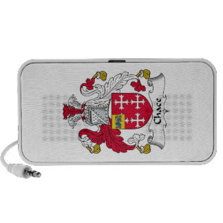 Chace Family Crest iPod Speakers
