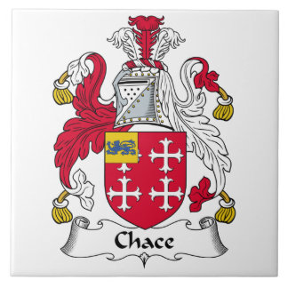 Chace Family Crest Ceramic Tile