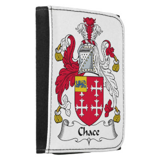 Chace Family Crest Leather Wallet