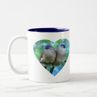 Chachalaca Two-Tone Coffee Mug