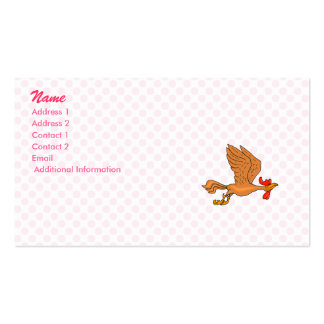 Chachi Chicken Business Cards