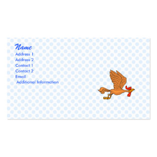 Chachi Chicken Business Card Templates