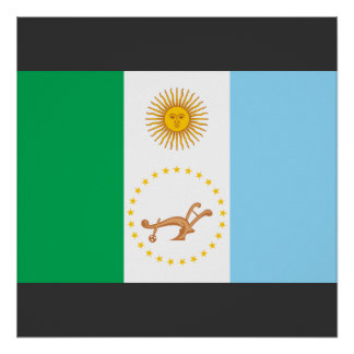chaco, Argentina Poster