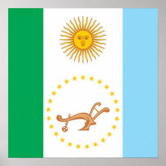 chaco, Argentina Print