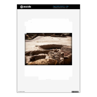 Chaco Canyon New Mexico Decal For iPad 2