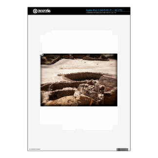 Chaco Canyon New Mexico Decal For iPad 3