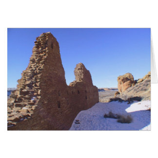 Chaco Culture National Historic Park Card