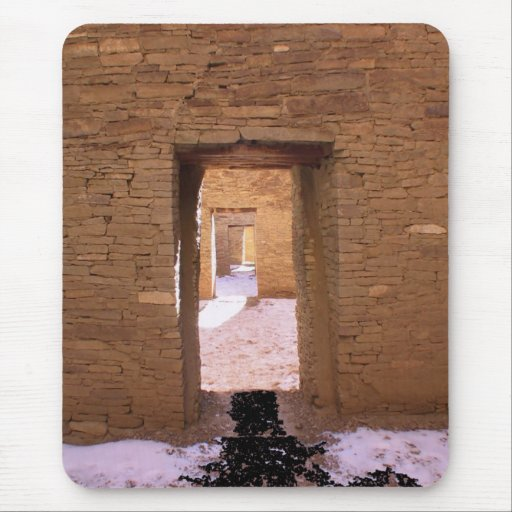 Chaco Culture National Historic Park Mouse Mats