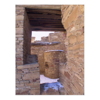 Chaco Culture National Historic Park Postcard