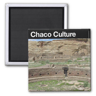 Chaco Culture NHP 2 Inch Square Magnet