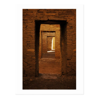 Chaco Doorways postcard