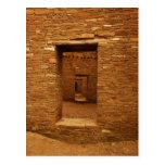 Chaco Doorways Postcard